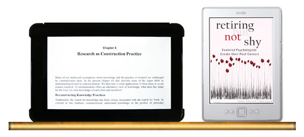 Sample of eBook design