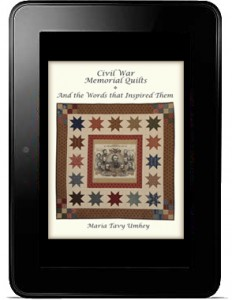 eBook - Civil War Quilts by Maria Tavy Umhey
