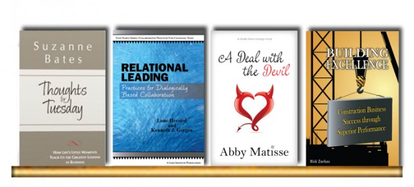 Sample book covers