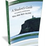A Student's Guide to Clinical Supervision: You are not Alone by Glenn E. Boyd